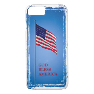 America iPhone 7 Barely There case
