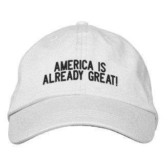 America is Already Great Anti-Trump Hat