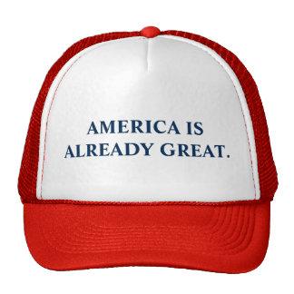 America is Already Great. Cap