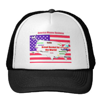 America Means Business Cap