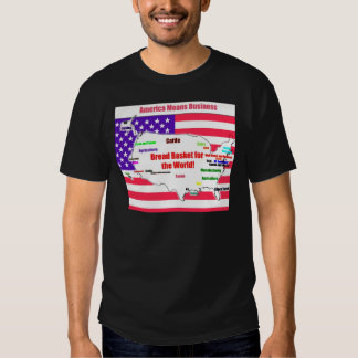 America Means Business Shirt