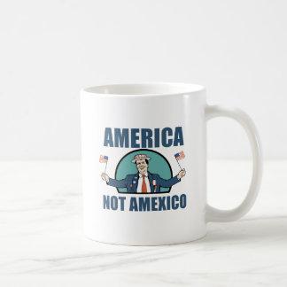 America not Amexico Basic White Mug