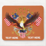 America Not Forgotten MP-1 Please See Notes Mouse Pad
