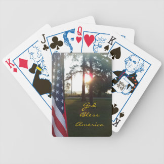 America playing cards