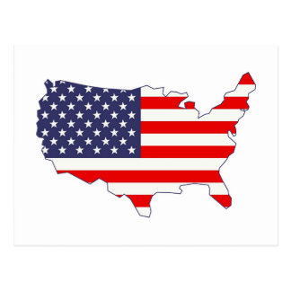 America Postcards