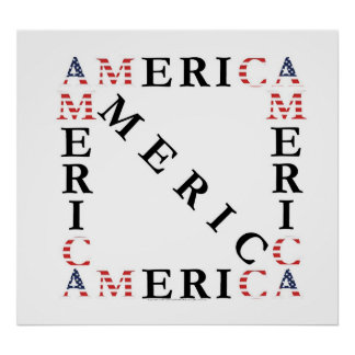 America... Poster