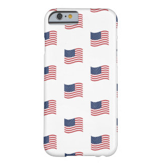America Proud Beautiful Barely There iPhone 6 Case