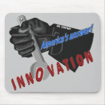 America's answer - INNOVATION Mousemat