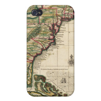America Septentrionalis Cover For iPhone 4