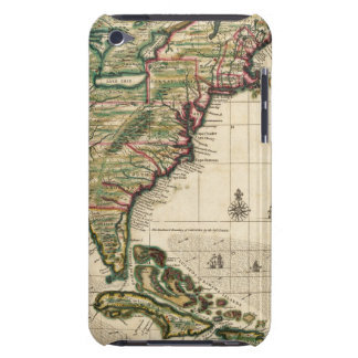 America Septentrionalis iPod Touch Case-Mate Case