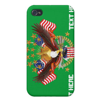 America Spirit 2 Not Forgotten Match Set See Notes iPhone 4 Cover