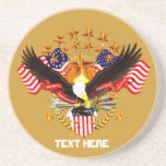 America Spirit Is Not Forgotten 2 See Notes Coasters