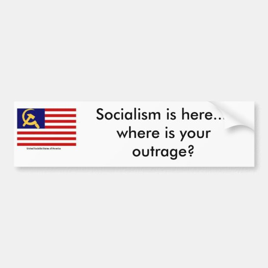America Under BHO, Socialism is here. where