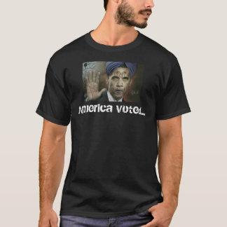 America Voted... Satan For President 08' T-Shirt