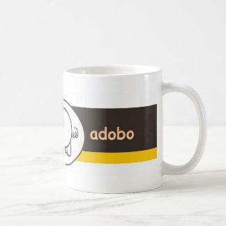 american.adobo basic white mug