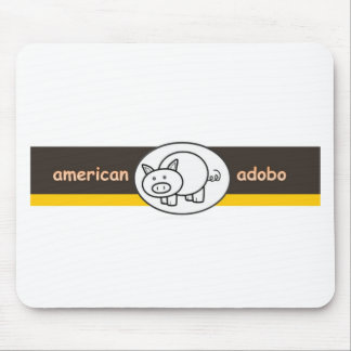 american.adobo mouse pad