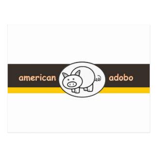 american.adobo postcard