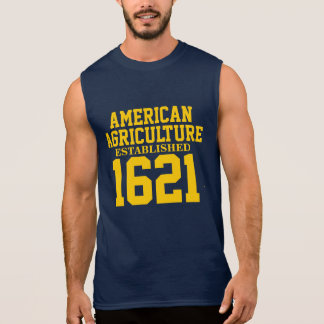 American Agriculture Sleeveless Tee