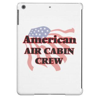 American Air Cabin Crew iPad Air Cases