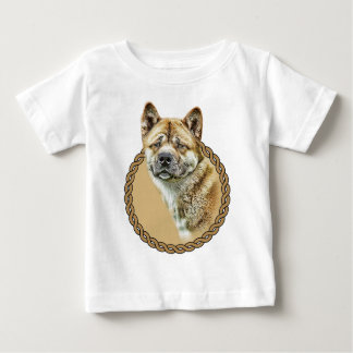 American Akita 001 Baby T-Shirt