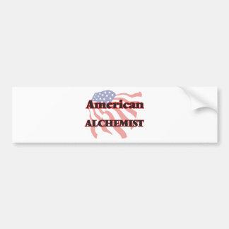 American Alchemist Bumper Sticker