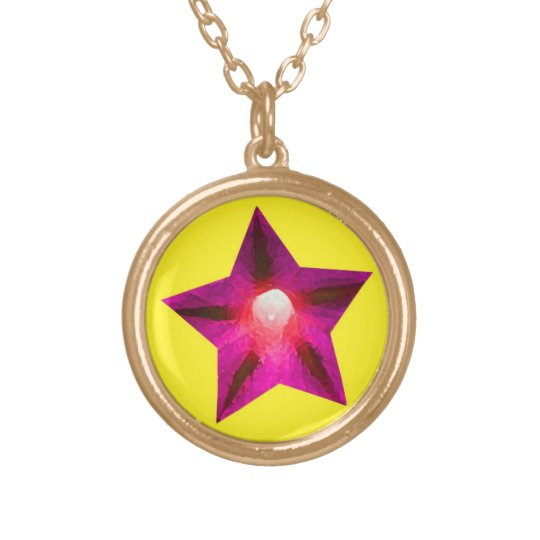 American All Stars - Savannah Gold Plated Necklace