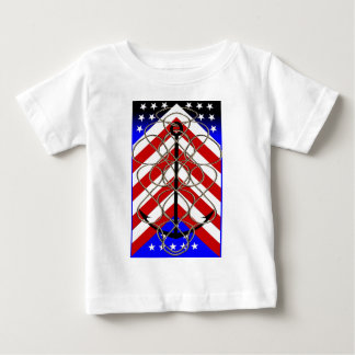 American Anchor Baby T-Shirt