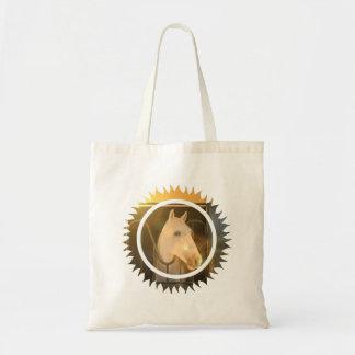 American Andalusian Small Canvas Bag