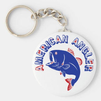 American Angler Key Chain