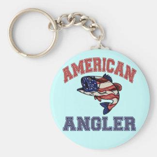 American Angler Key Chains