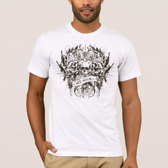 American App Six Sigma White T-Shirt