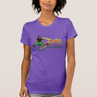  American Apparel JerseyT CCF Barbell Logo TShir T-Shirt