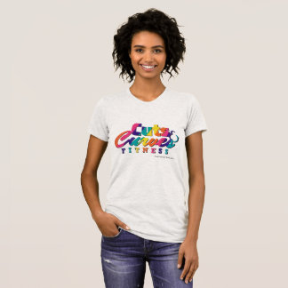 ​ American Apparel ​JerseyT CCF Colourful Logo T-Shirt