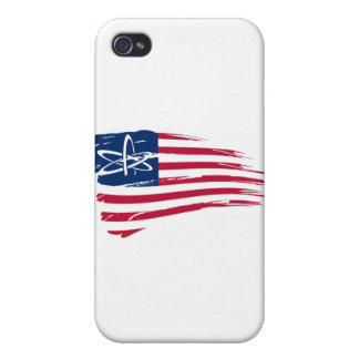 American Atheist Cover For iPhone 4