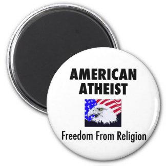American Atheist Magnet