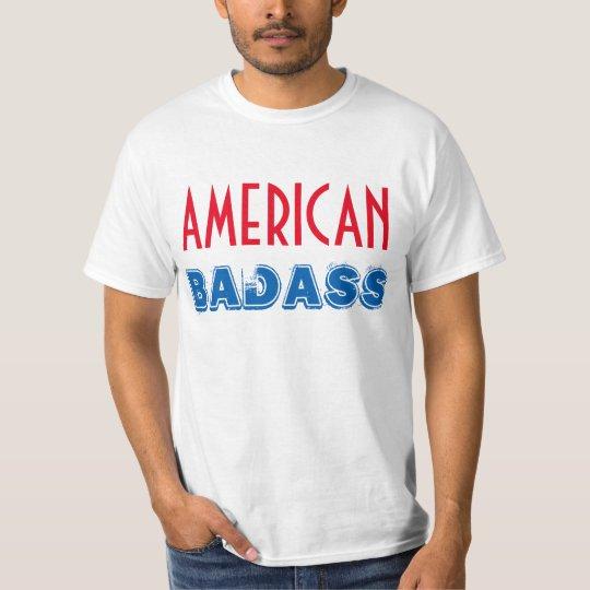 """""""American Badass"""" t-shirt"""