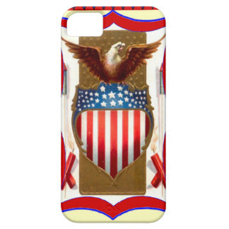American badge barely there iPhone 5 case
