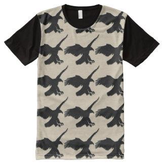 American Badge Eagle T-Shirt Design#1c Buy Online
