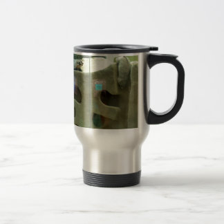 American Badger DOES care Stainless Steel Travel Mug