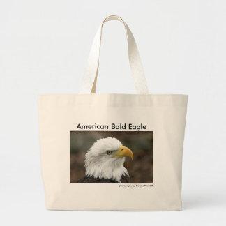 American Bald Eagle 2 Tote Bag