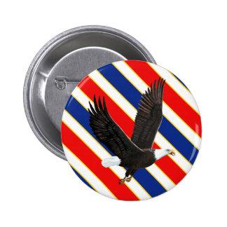 American Bald Eagle Pins