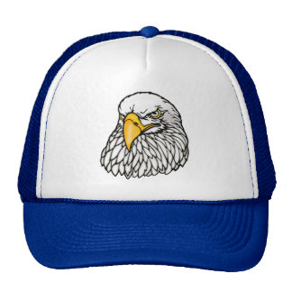 American bald eagle cap
