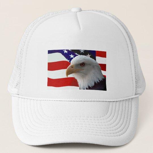 American Bald Eagle Cap