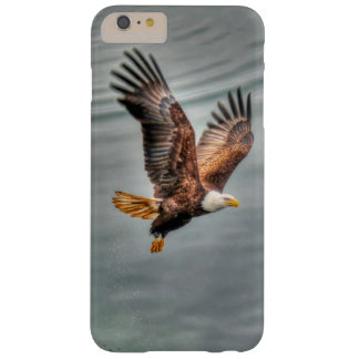 American Bald Eagle Flying Over Ocean iPhone 6 Plus Case