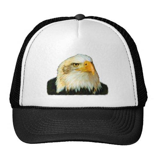 American Bald Eagle Mesh Hats