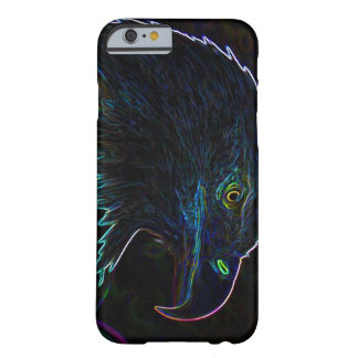 American Bald Eagle in Glowing Edges Barely There iPhone 6 Case