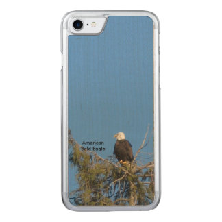 American Bald Eagle iPhone 6 Carved iPhone 7 Case