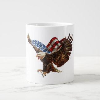 AMERICAN BALD EAGLE LARGE COFFEE MUG