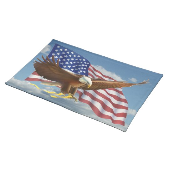American Bald Eagle Placemat