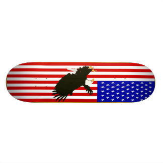 American Bald Eagle Skate Board Decks